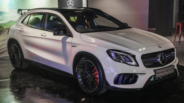 Mercedes-AMG-GLA-45